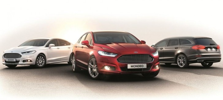 Ford Mondeo 2015 07