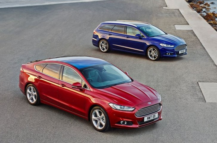 Ford Mondeo 2015 08