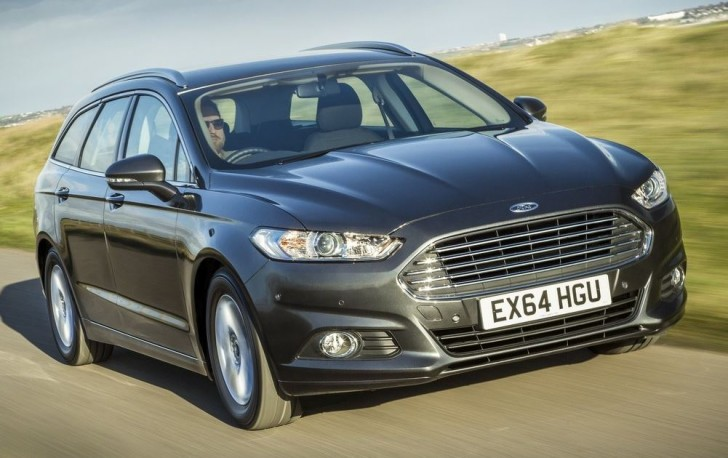 Ford Mondeo Wagon 2015 02