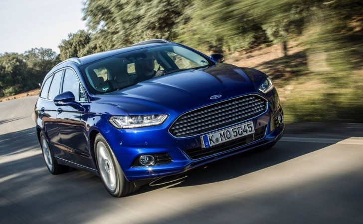 Ford Mondeo Wagon 2015 03
