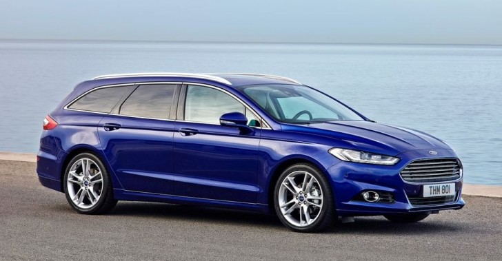 Ford Mondeo Wagon 2015 04