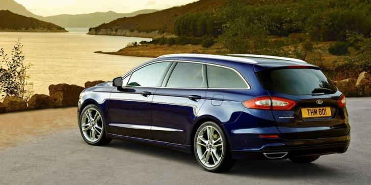Ford Mondeo Wagon 2015 06
