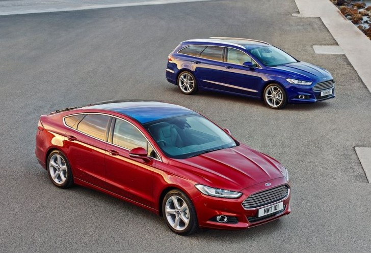 Ford Mondeo Wagon 2015 07