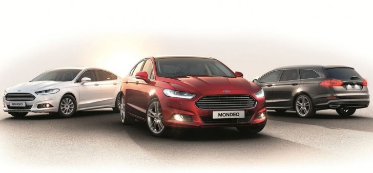 Ford Mondeo Wagon 2015 08