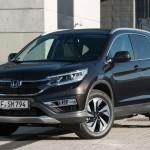 Honda CR-V EU-Version 2015