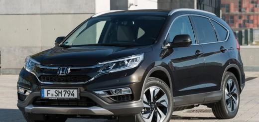 Honda CR-V EU-Version 2015 01