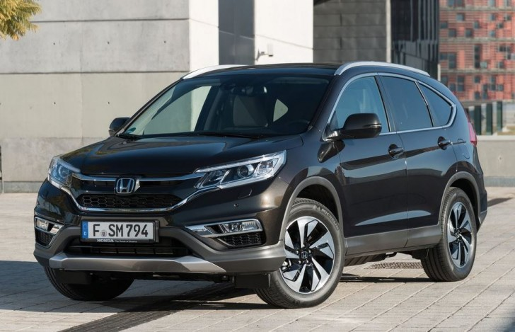 Honda CR-V EU-Version 2015 01