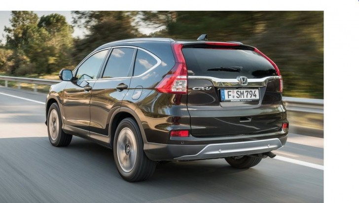 Honda CR-V EU-Version 2015 03
