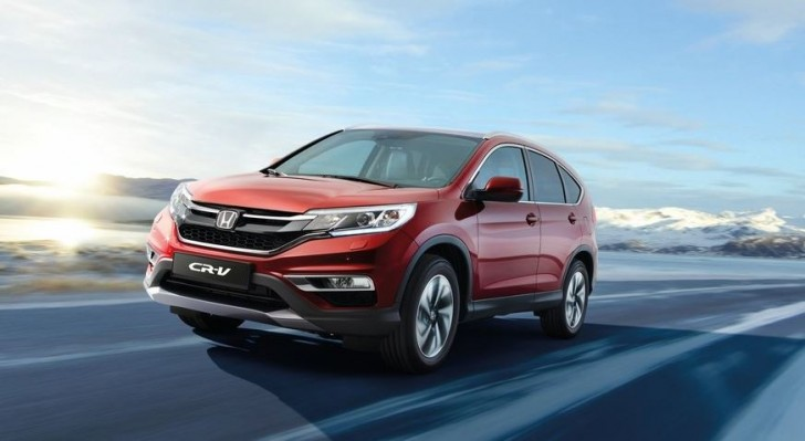 Honda CR-V EU-Version 2015 04