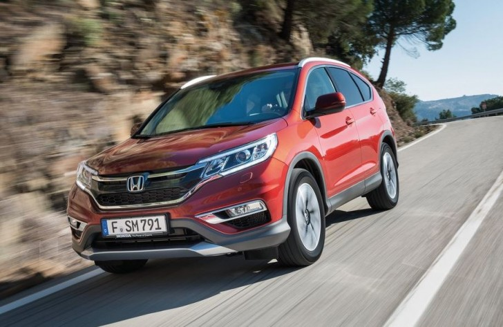 Honda CR-V EU-Version 2015 05