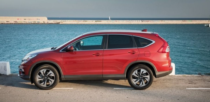 Honda CR-V EU-Version 2015 06