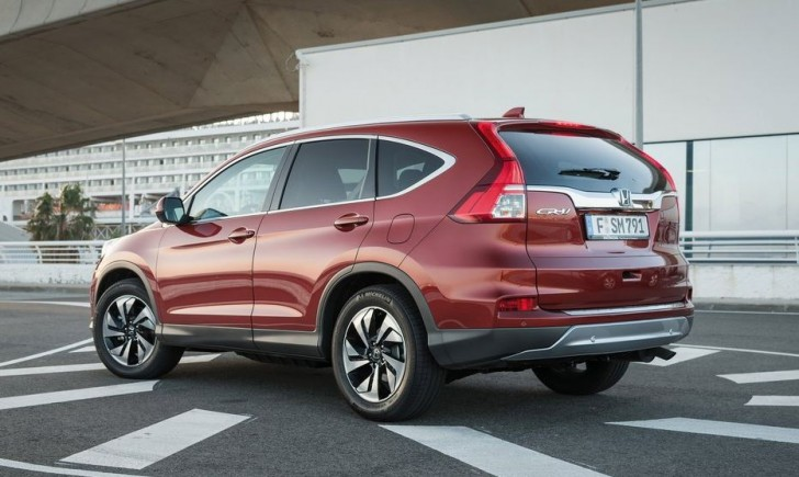 Honda CR-V EU-Version 2015 07
