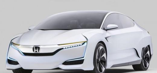 Honda FCV Concept 2014 01