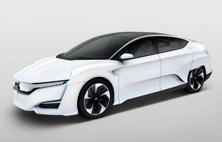 Honda FCV Concept 2014 02