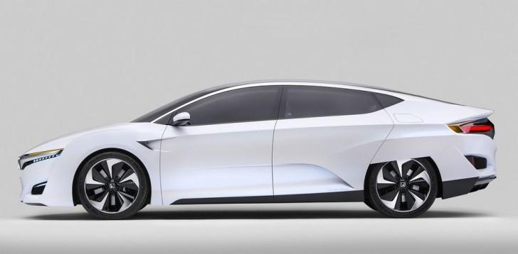 Honda FCV Concept 2014 03