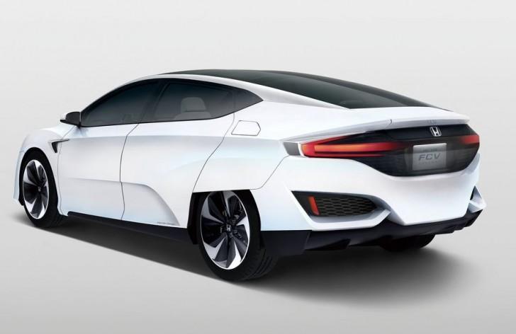 Honda FCV Concept 2014 04