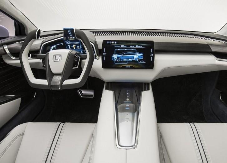 Honda FCV Concept 2014 06