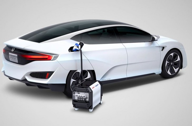 Honda FCV Concept 2014 09