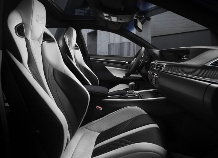 Lexus GS F 2016 04