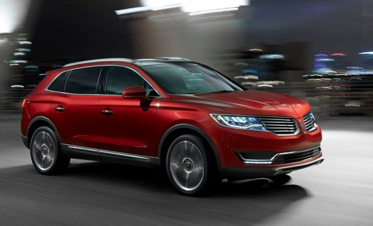 Lincoln MKX 2016 01