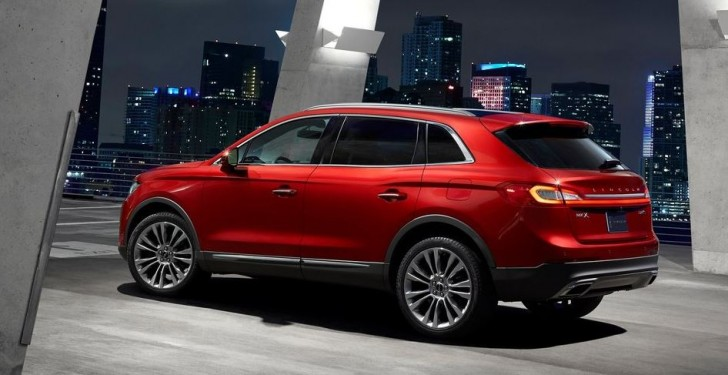 Lincoln MKX 2016 03