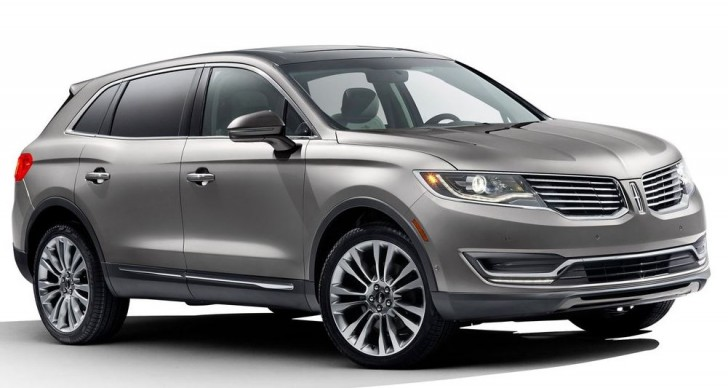 Lincoln MKX 2016 05