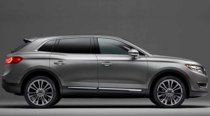 Lincoln MKX 2016 07