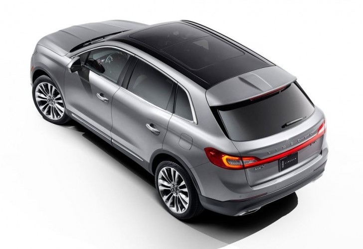 Lincoln MKX 2016 08