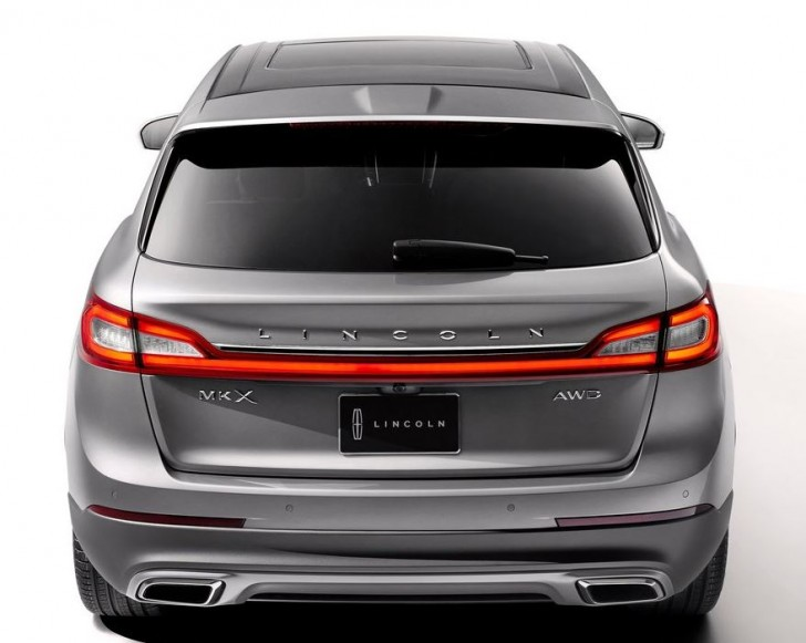 Lincoln MKX 2016 09