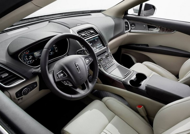 Lincoln MKX 2016 11