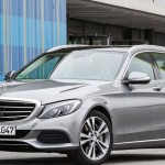 Mercedes-Benz C350 Plug-In Hybrid Estate 2016