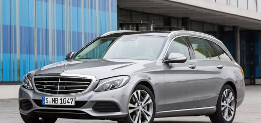 Mercedes-Benz C350 Plug-In Hybrid Estate 2016 01
