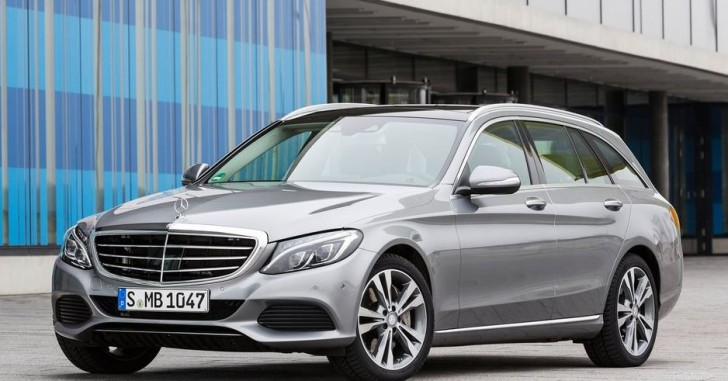 Mercedes-Benz C350 Plug-In Hybrid Estate 2016 01