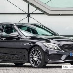 Mercedes-Benz C450 AMG 4Matic Estate 2016