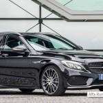 Mercedes-Benz C450 AMG 4Matic Estate 2016
