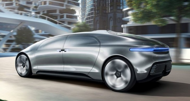Mercedes-Benz F015 Luxury in Motion Concept 2015 02