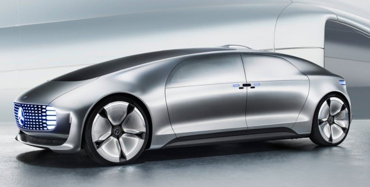 Mercedes-Benz F015 Luxury in Motion Concept 2015 03