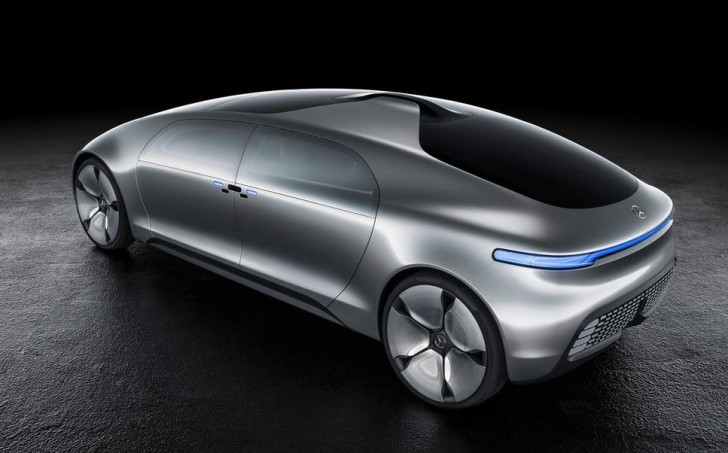 Mercedes-Benz F015 Luxury in Motion Concept 2015 04