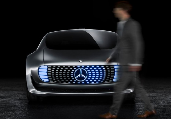 Mercedes-Benz F015 Luxury in Motion Concept 2015 06