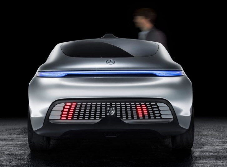 Mercedes-Benz F015 Luxury in Motion Concept 2015 07