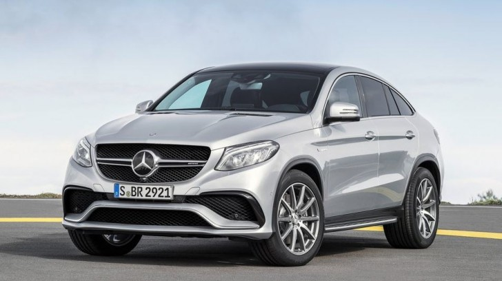 Mercedes-Benz GLE63 AMG Coupe 2016 01