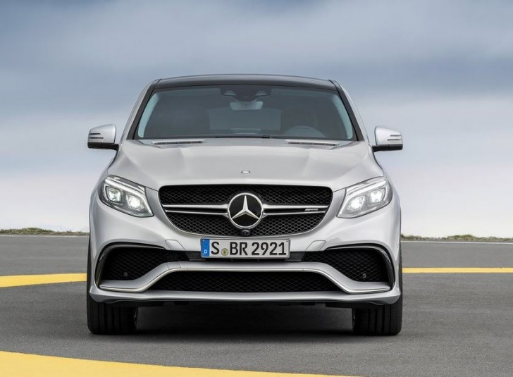 Mercedes-Benz GLE63 AMG Coupe 2016 02