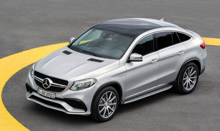 Mercedes-Benz GLE63 AMG Coupe 2016 03