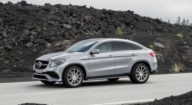 Mercedes-Benz GLE63 AMG Coupe 2016 05