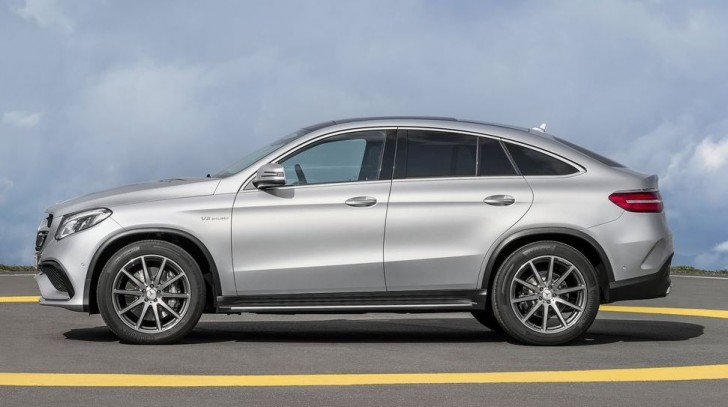 Mercedes-Benz GLE63 AMG Coupe 2016 06