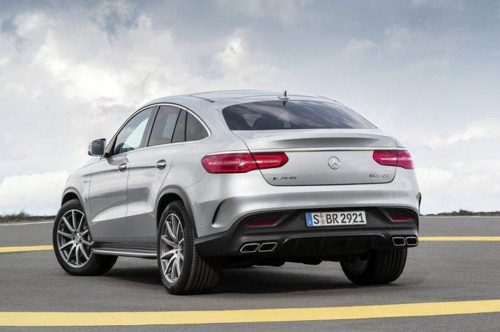 Mercedes-Benz GLE63 AMG Coupe 2016 07