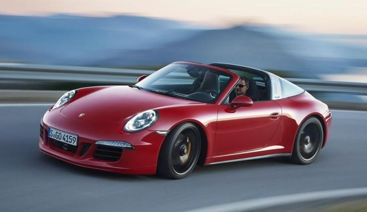 Porsche 911 Targa 4 GTS 2016 02