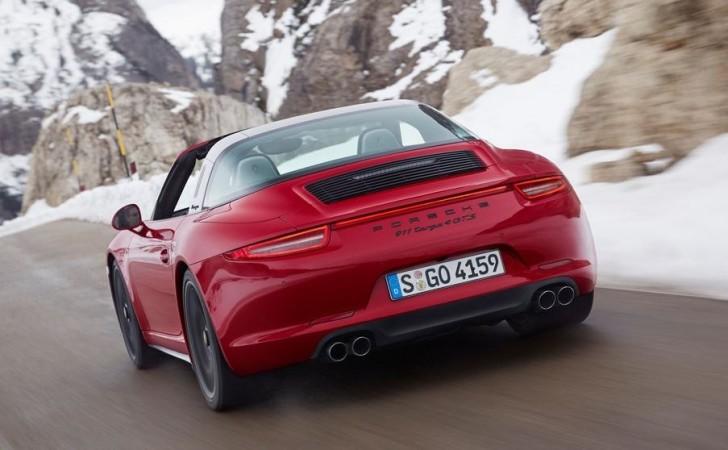 Porsche 911 Targa 4 GTS 2016 05