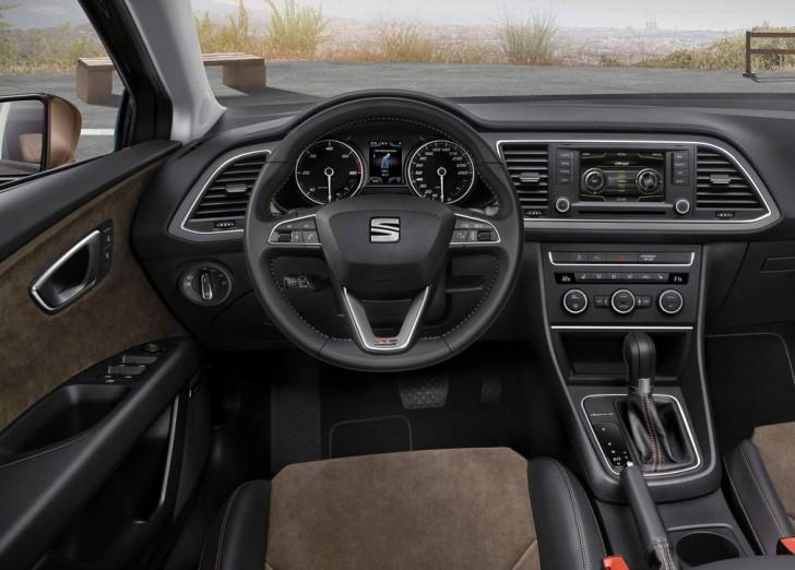 Seat Leon X-Perience 09