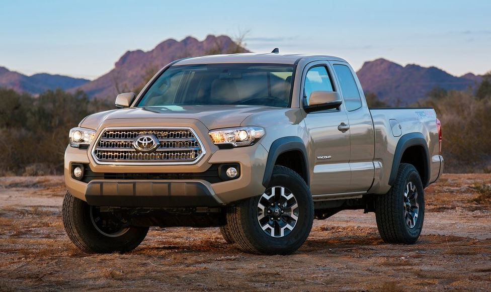 2015 toyota tacoma trd off road car tuning. Black Bedroom Furniture Sets. Home Design Ideas